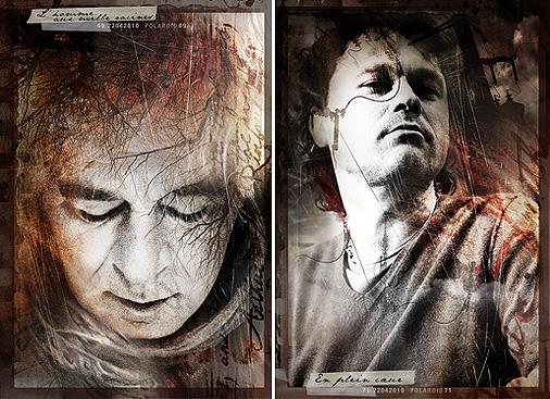 Portraits pola