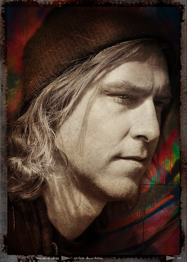 002 POLAROID FACES- DAVID WALKER 01