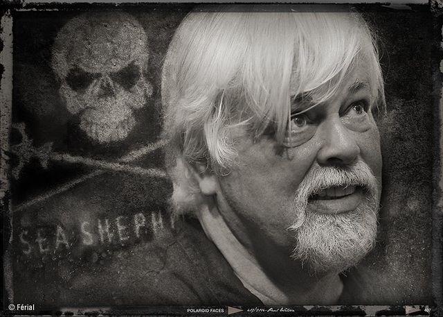#PaulWatson Sea Shepherd