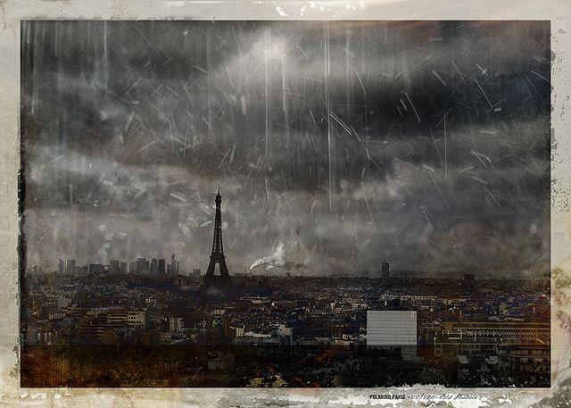 POLAROID PARIS - 22/2011-Bld Pasteur