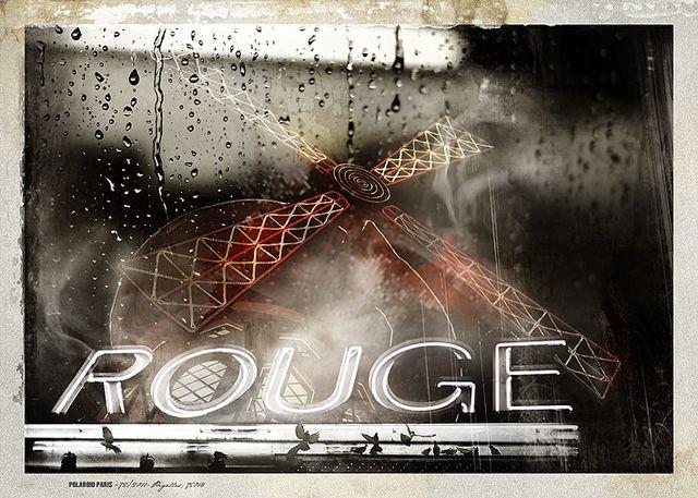 POLAROID PARIS - 72/2011-Pigalle, 75018