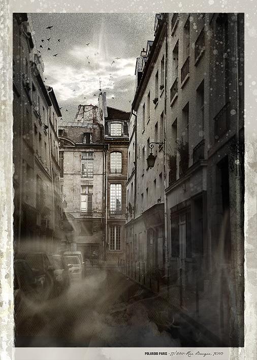 POLAROID PARIS - 77/2011-Rue Bracque, 75003