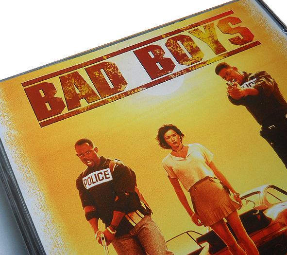 "Dossier de presse du film ""Bad boy"""