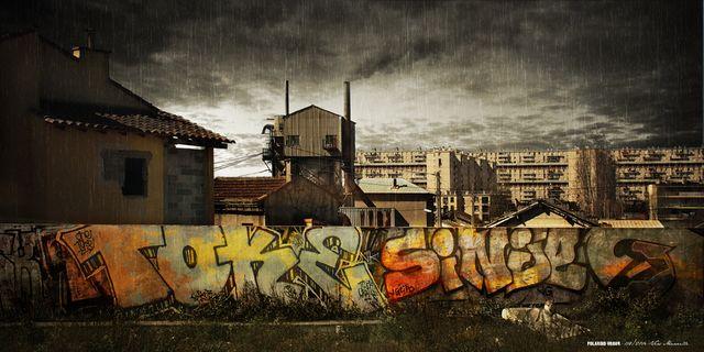 POLAND118/Vers Marseille